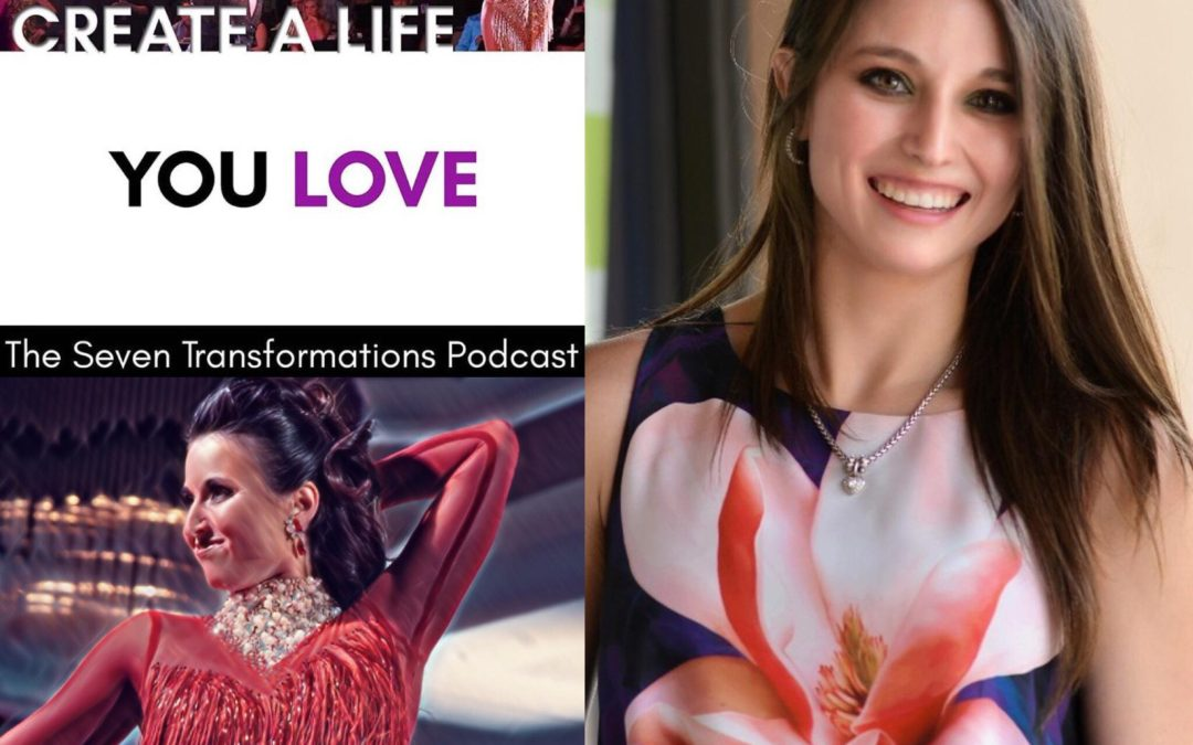 Transformation related to Nutrition, Everyday life, and Dance: 2-Part Interview