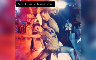 Nutrition for the Competitive Ballroom Dancer (Part 2: At A Competition)