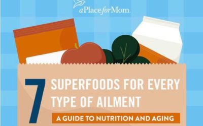 Senior Superfoods: 7 Foods For A Healthier You- Guest Post