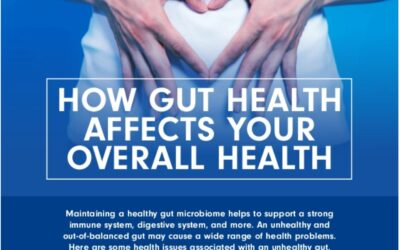 Don't Underestimate the Importance of a Healthy Gut- Guest Post