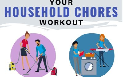Doing Household Chores Improves Your Overall Health- Guest Post