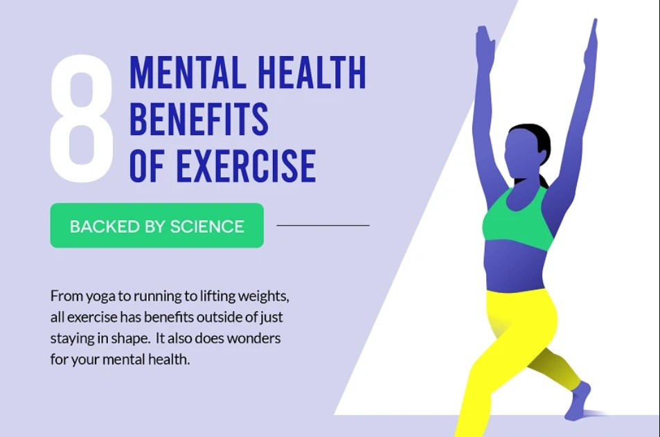 8 Mental Health Benefits of Exercise- Guest Post