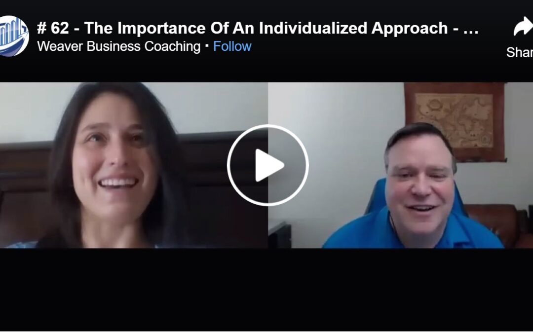 Importance of an Individualized Approach- Interview with the Top Executive Strategy Podcast