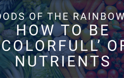Power Your Plate With More Color: The Benefits Of Eating A Variety Of Shades- Guest Post